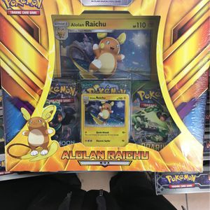 Pokémon Box for Sale in Hemet, CA
