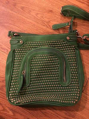 Fun green purse for Sale in San Diego, CA