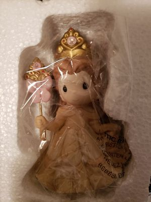 Precious moments Disney's Beauty and the Beast Belle for Sale in Chino, CA