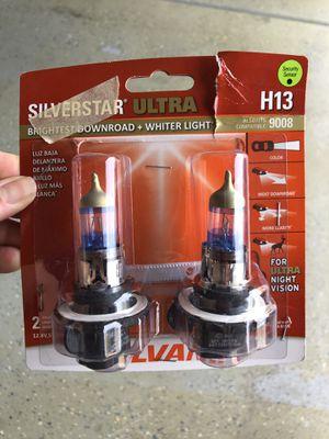 H-13 headlight bulbs. for Sale in Gilbert, AZ