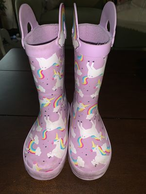 Cat & Jack Rain Boots for Sale in Fontana, CA
