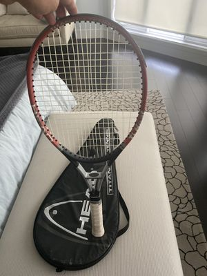 Head Tennis Ti Heat Racket for Sale in Fort Lauderdale, FL