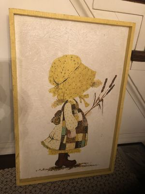 Holly Hobbie Picture for Sale in Centreville, VA