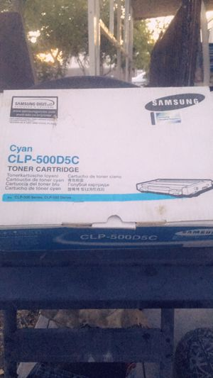4 Samsung toners for Sale in Las Vegas, NV