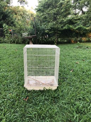 Simple bird cage for Sale in Olivette, MO