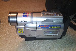 JVC GR-SXM740 SUPER VHS ET COMPACT CAMCORDER for Sale in El Cajon, CA