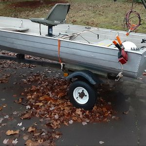 Two Boats And Two Trailers for Sale in Portland, OR