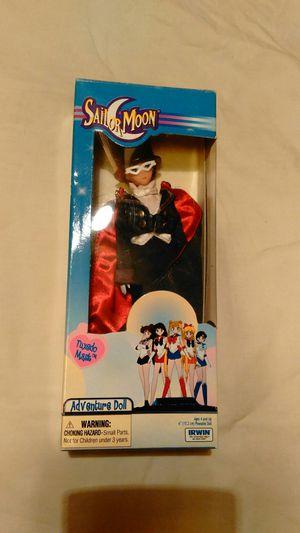 Sailor Moon Tuxedo Mask figure for Sale in Waterbury, CT
