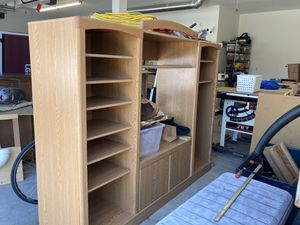 Large Entertainment Center for Sale in Vancouver, WA