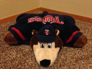 Minnesota Twins Pillow Pet for Sale in Longmont, CO