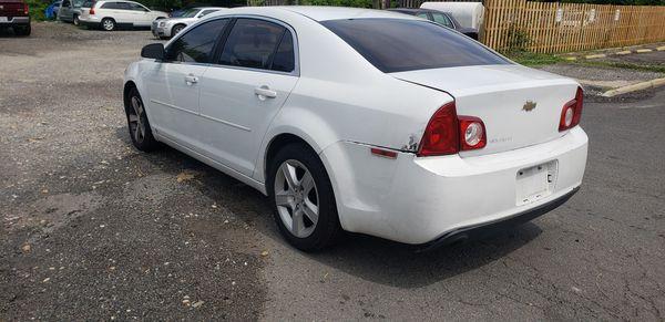 Chevy malibu 2009