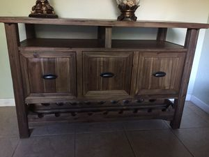 Rustic buffet storage for Sale in Fresno, CA