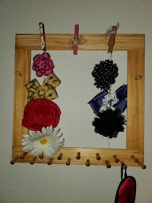 Headband, hair clips or bows organizer for Sale in Arroyo Grande, CA