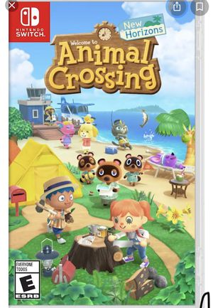 Animal Crossing New Horizons Digital Download for Sale in Lock Haven, PA