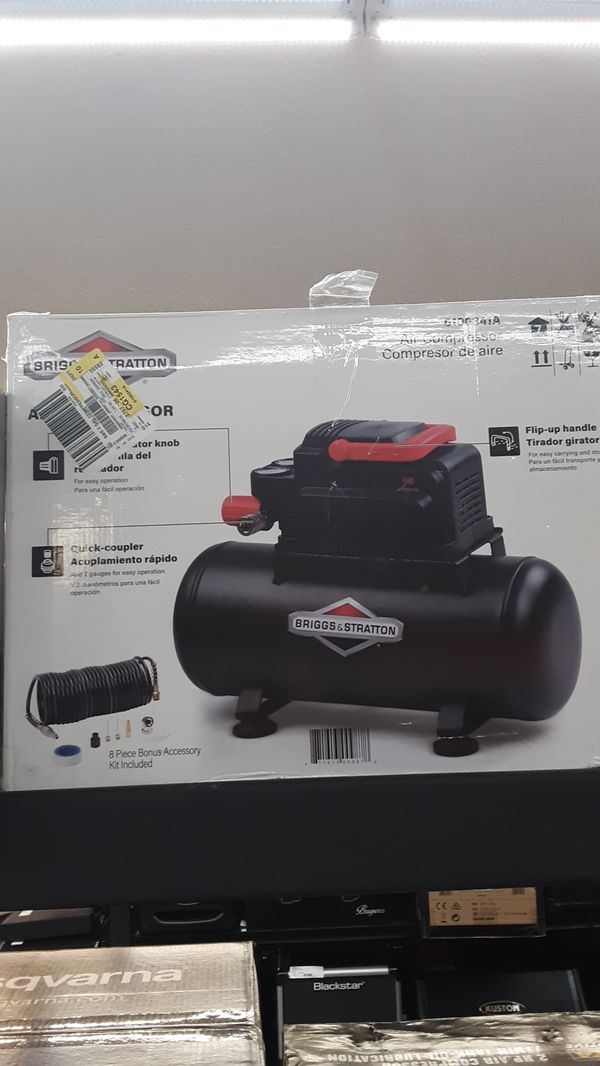 BRIGGS&STRATTON AIR COMPRESSOR