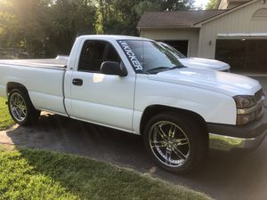 """22"""" foose rims 6 lug Chevy for Sale in White Lake charter Township, MI"""