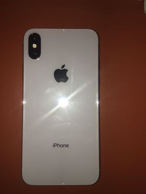 iphone X icloud locked for Sale in Oakland, CA