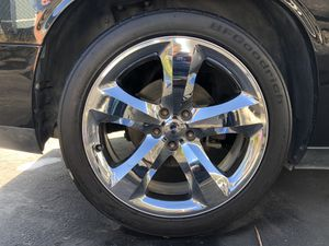 Rims and tires for Sale in San Bernardino, CA