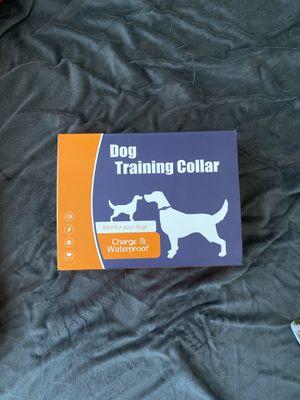 Dog training collar for Sale in Tempe, AZ