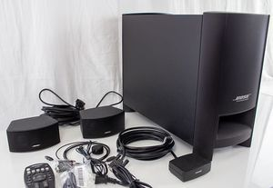 Bose cinemate ii entertainment system for Sale in Roanoke, TX