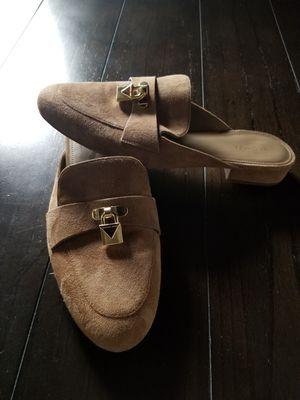 Michael Kors Espadrille Slide Shoes for Sale in Hoxeyville, MI