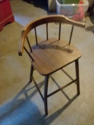 Antique High Chair for Sale in Lynchburg, VA