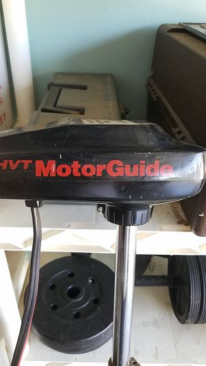 HVT Motorguide 30LBS 12 VOLT for Sale in Festus, MO