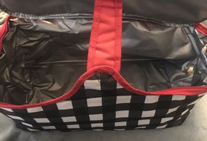 New 17'' Insulated Bag / Cooler - red white and blue for Sale in Sterling, VA