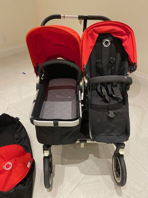 Bugaboo Donkey Double Stroller for Sale in Brooklyn, NY