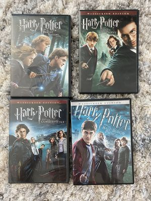 Harry Potter DVDs for Sale in San Clemente, CA