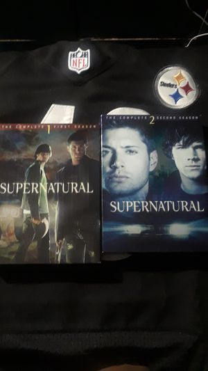 Supernatural Season 1 and 2 for Sale in Tampa, FL