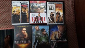 Drama movies and action movies and marvel/DC movies for Sale in Riverview, FL