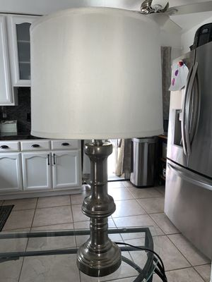 Table lamp for Sale in Whittier, CA