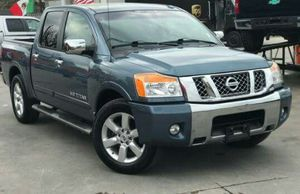 2010 Nissan Titan for Sale in Houston, TX