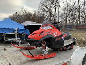 Polaris 2005 900 Fusion Snowmobile sled $2700 firm for Sale in Mokena, IL