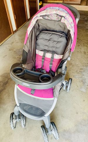 Graco Stroller with Car seat and Base for Sale in McAllen, TX