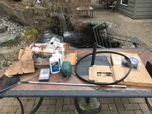 Miscellaneous motorcycle parts for Sale in Snohomish, WA