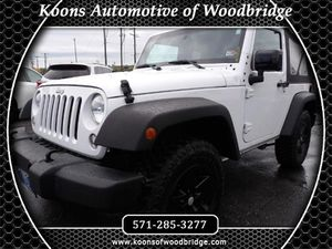 2016 Jeep Wrangler for Sale in Woodbridge, VA