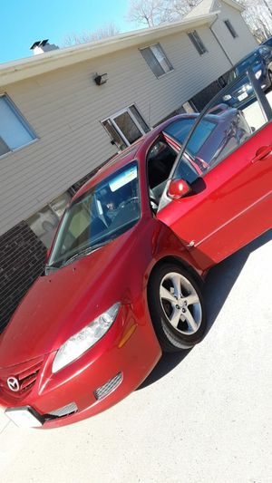 2005 Mazda red v6 for Sale in Ames, IA