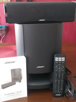 Bose theater system for Sale in San Antonio, TX