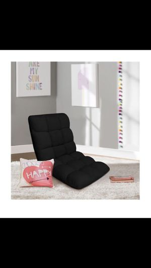 luxury bedding frc2747-us urban loungie microfiber modern contemporary armless quilted recliner chair case - black A3-9181 for Sale in St. Louis, MO