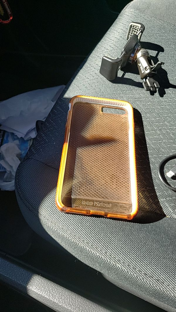 Tech 21 iPhone 8Plus case