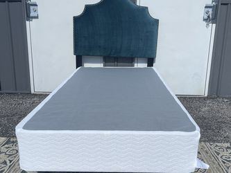New Twin Size Headboard , Metal Bed Frame And Headboard for Sale in Columbus,  OH