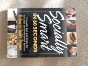 Socially smart book for $1 for Sale in Santa Monica, CA