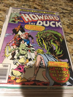 🦆 Howard the. Duck 🦆 for Sale in Lubbock, TX