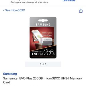 Samsung Microsd Cards for Sale in Issaquah, WA