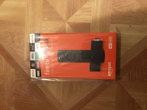 Amazon fire tv stick 4K for Sale in Fort Worth, TX