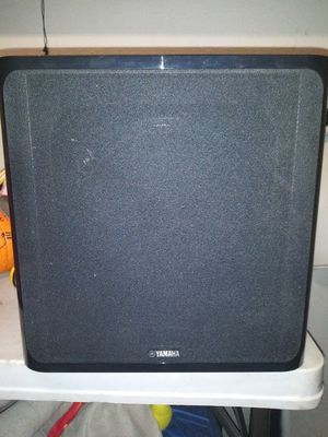 """Yamaha 10"""" inch subwoofer for Sale in Bakersfield, CA"""