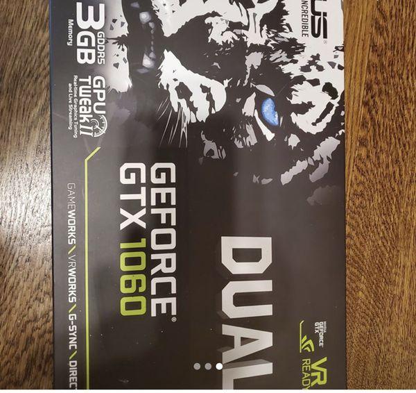 gtx 1060 dual 3gb