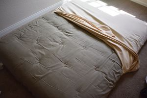 Full sized futon mattress for Sale in San Diego, CA